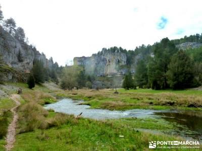 Cañón Río Lobos; botas de montaña; pueblos con encanto;senderismo personalizado